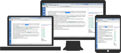 The grammar checker to Mac, PC, Laptop and Tablet
